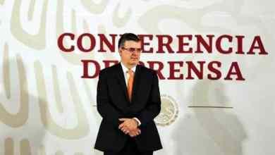 """Photo of """"No queremos que atraviesen nuestro territorio"""" afirma Ebrard"""