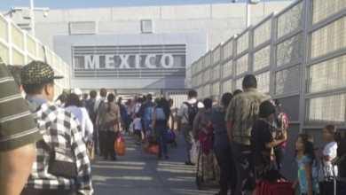 Photo of Hasta 50 mil migrantes retornados llegarían a toda frontera