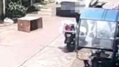 Photo of Camioneta atropella a niña que se escondía en caja de cartón