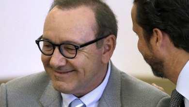 Photo of Kevin Spacey, absuelto de cargos por agresión sexual