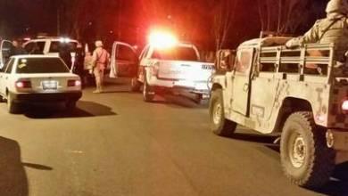 Photo of Enfrentamiento armado entre policías y militares deja detenidos en BC