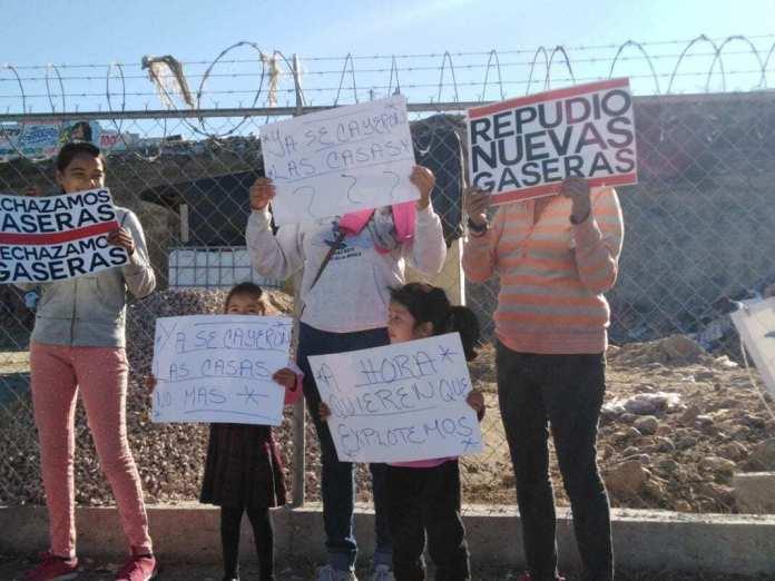 Blue Propane es corrupta en Tijuana