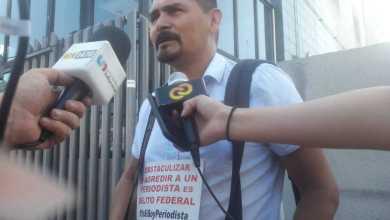Photo of Fotoperiodista Margarito Martínez presenta denuncia ante la FGR