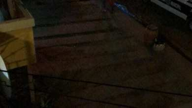 Photo of Tras riña conyugal una mujer cae desde un segundo piso
