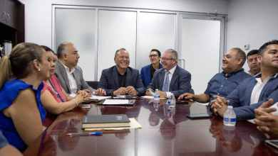 Photo of Realizan reuniones en dependencias por transición