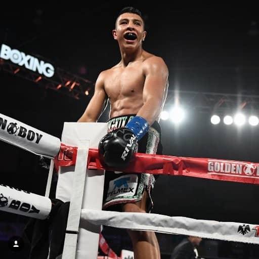 Jaime Munguía campeón mundial de peso welter de box