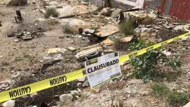 Photo of Van más de 300 basureros clandestinos clausurados en 2019