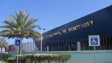 Photo of Avión realiza aterrizaje forzoso en Monterrey