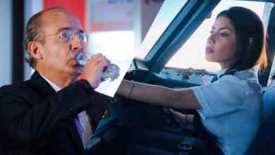"""Photo of Comentarios de piloto de Interjet son una """"mala broma"""", asegura Felipe Calderón"""
