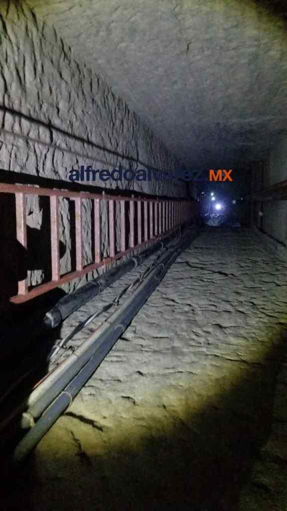 Ejército resguarda el túnel de Otay