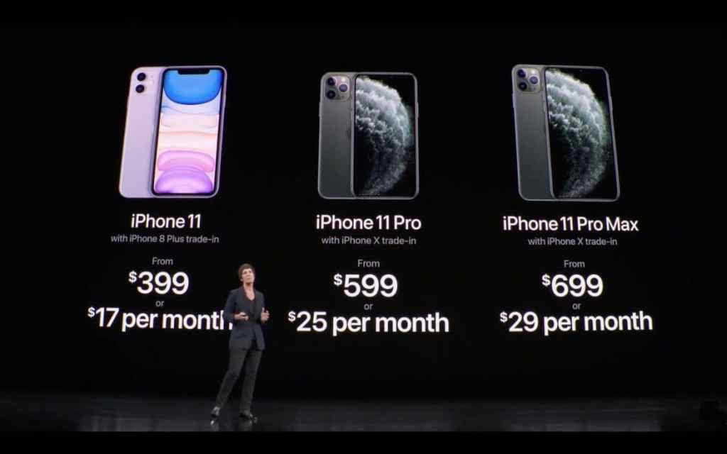 El iPhone 11 Pro durará 4 horas más que el iPhone Xs
