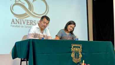 Photo of PRORPBC y UABC firman carta para proyectos y Diplomado en RRPP