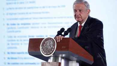 Photo of Acusa AMLO que fue registrado con 26 empresas