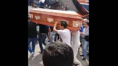 Photo of Funeral a ritmo de cumbia se viraliza