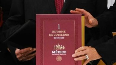 Photo of Primer informe de López Obrador disponible en internet