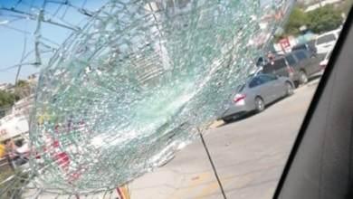 Photo of Regresan las agresiones con piedras en vialidades de Tijuana