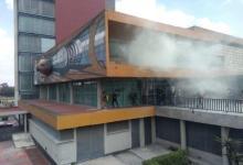 Photo of Encapuchados destrozan edificio de la UNAM