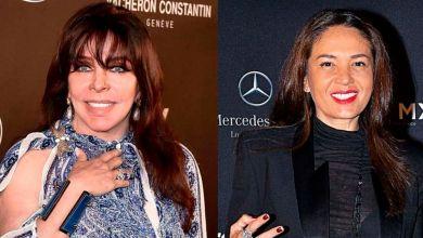 Photo of Yolanda Andrade le revira a Verónica Castro