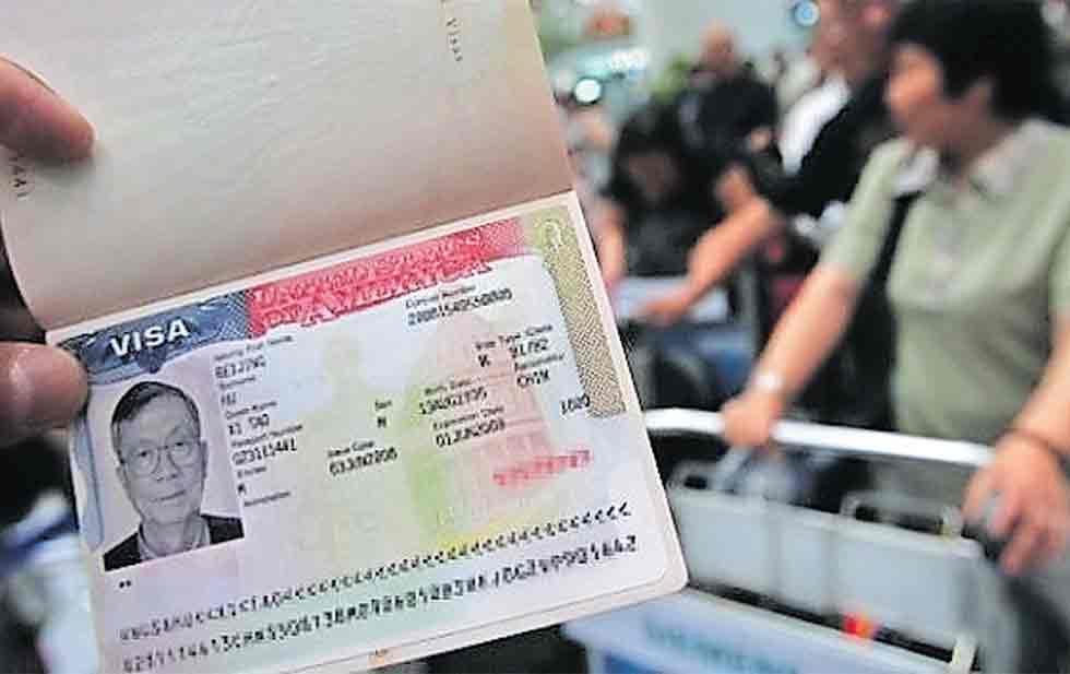 Seguro médico para visas de Estados Unidos