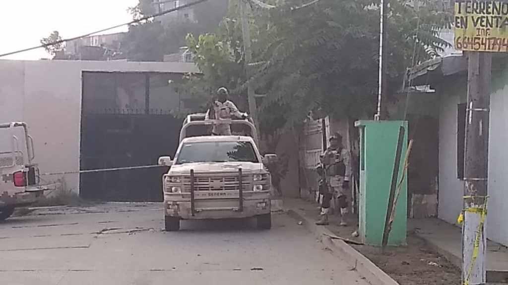 Rescatan a familia secuestrada por policías