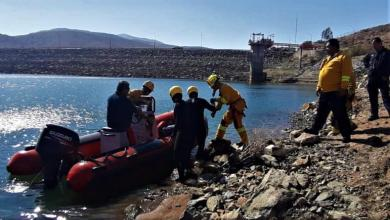 Photo of Salvidas rescatan a hombre atrapado en Presa El Carrizo