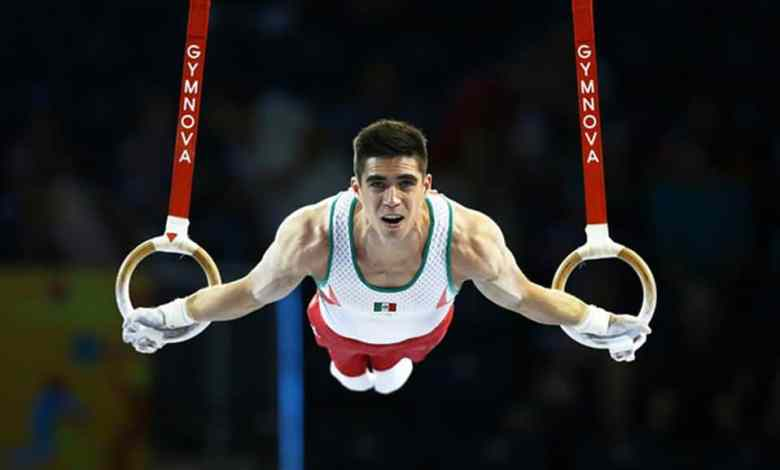 Daniel Corral tiene boleto para las olimpiadas