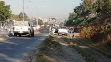 Photo of Sujeto se prende fuego bajo puente en Tijuana