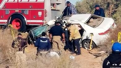 Photo of Trágico accidente en el Valle: un muerto y 7 heridos