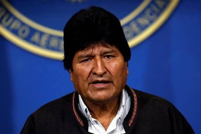 Asilo en México para Evo Morales