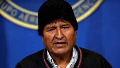 Photo of Evo Morales pide asilo a México