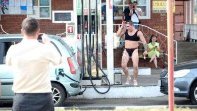 Photo of Ofrecieron gasolina gratis si ibas con bikini y tacones, todo salió de control