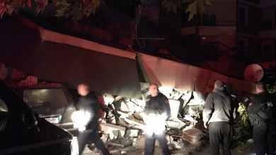 Photo of Fuerte terremoto en Albania