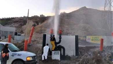 Photo of Robo de una válvula provoca fuerte fuga de agua