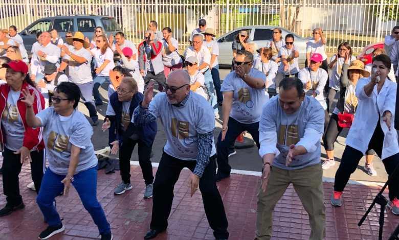 Photo of ISSSTECALI mueve empleados y derechohabientes contra diabetes