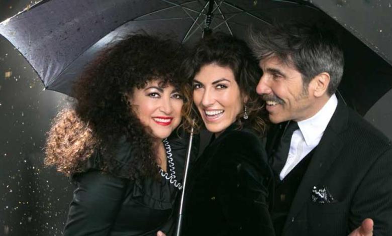 Photo of Amanda Miguel canta con Diego Verdaguer y su hija Ana Victoria en Tijuana