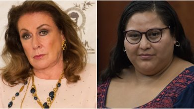 Photo of Laura Zapata ataca a senadora llamándola 'gorda traicionera'