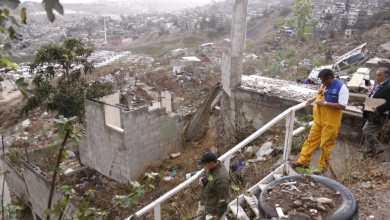 Photo of Recomiendan evacuar viviendas en Lomas del Rubí