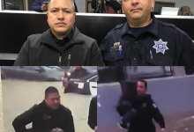 Photo of Policías arriesgaron su vida para salvar a un niño y un perrito