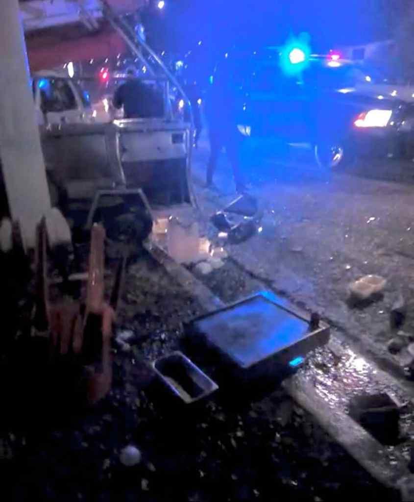 Policía asesinado