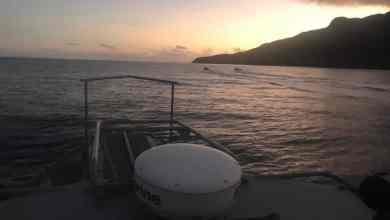 Photo of Hallan cadáver de pescador extraviado; aún hay tres desaparecidos