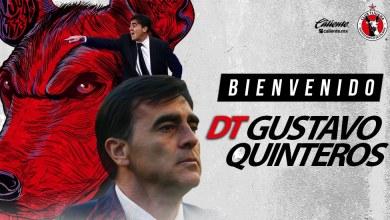 Photo of Gustavo Quinteros nuevo técnico de Xolos