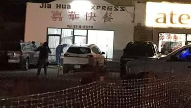 Photo of Asesinan a municipales en restaurante de comida china