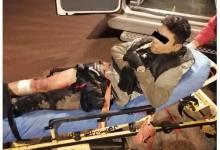 Photo of Policías neutralizan a sujeto que los amenazó con arma