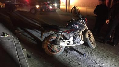 Photo of Tras choque detectan auto robado