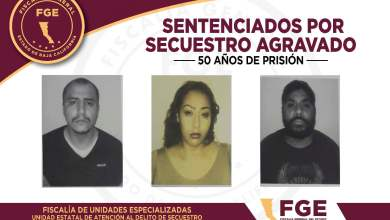 Photo of Sentencian a secuestradores de empresario tijuanense