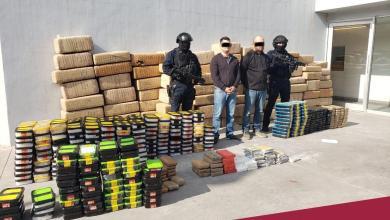 Photo of Tras persecución logran cuantioso decomiso de droga en Tijuana