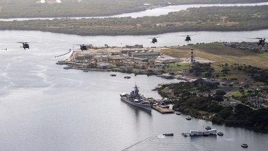 Photo of Tiroteo en base naval de Pearl Harbor deja varios heridos