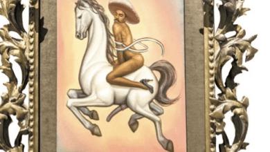 Photo of Pintura de Zapata femenino causa polémica