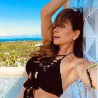 Paty Manterola reta a instagram y sube sensuales videos en la ducha
