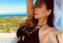 Photo of Paty Manterola reta a instagram y sube sensuales videos en la ducha